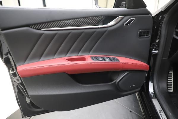 New 2020 Maserati Ghibli S Q4 GranSport for sale $94,785 at Alfa Romeo of Greenwich in Greenwich CT 06830 17