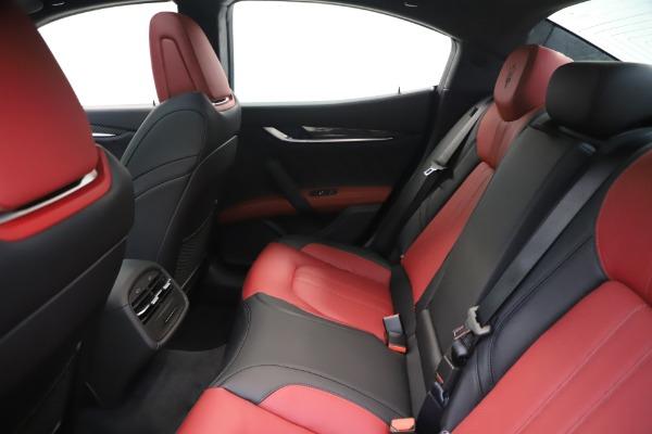 New 2020 Maserati Ghibli S Q4 GranSport for sale $94,785 at Alfa Romeo of Greenwich in Greenwich CT 06830 19