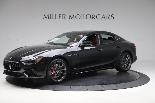 New 2020 Maserati Ghibli S Q4 GranSport for sale $94,785 at Alfa Romeo of Greenwich in Greenwich CT 06830 2