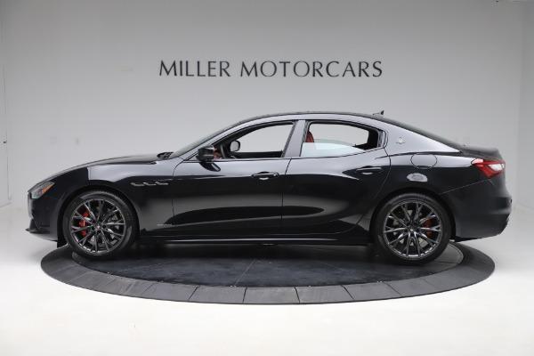 New 2020 Maserati Ghibli S Q4 GranSport for sale $94,785 at Alfa Romeo of Greenwich in Greenwich CT 06830 3