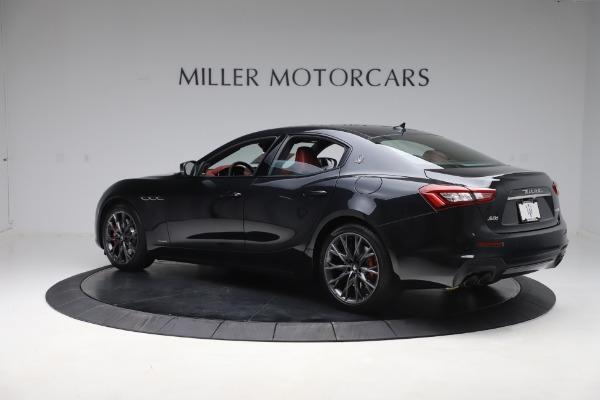 New 2020 Maserati Ghibli S Q4 GranSport for sale $94,785 at Alfa Romeo of Greenwich in Greenwich CT 06830 4