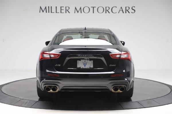 New 2020 Maserati Ghibli S Q4 GranSport for sale $94,785 at Alfa Romeo of Greenwich in Greenwich CT 06830 6