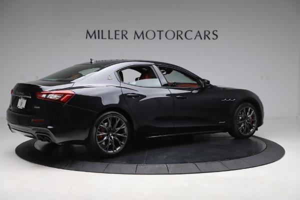 New 2020 Maserati Ghibli S Q4 GranSport for sale $94,785 at Alfa Romeo of Greenwich in Greenwich CT 06830 8