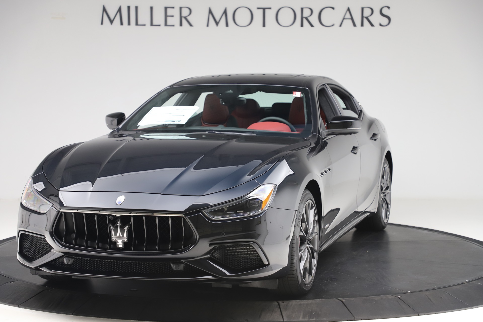 New 2020 Maserati Ghibli S Q4 GranSport for sale $94,785 at Alfa Romeo of Greenwich in Greenwich CT 06830 1