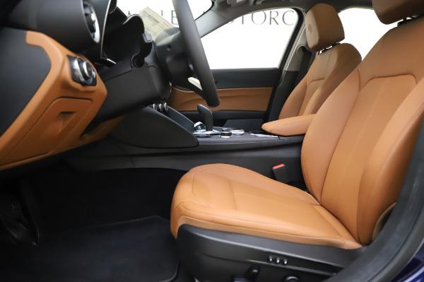 New 2020 Alfa Romeo Giulia Ti Q4 for sale Sold at Alfa Romeo of Greenwich in Greenwich CT 06830 16