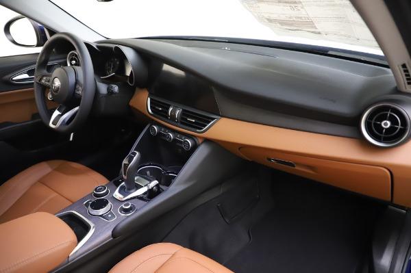 New 2020 Alfa Romeo Giulia Ti Q4 for sale Sold at Alfa Romeo of Greenwich in Greenwich CT 06830 25