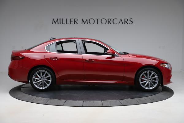 New 2020 Alfa Romeo Giulia Q4 for sale $46,395 at Alfa Romeo of Greenwich in Greenwich CT 06830 9