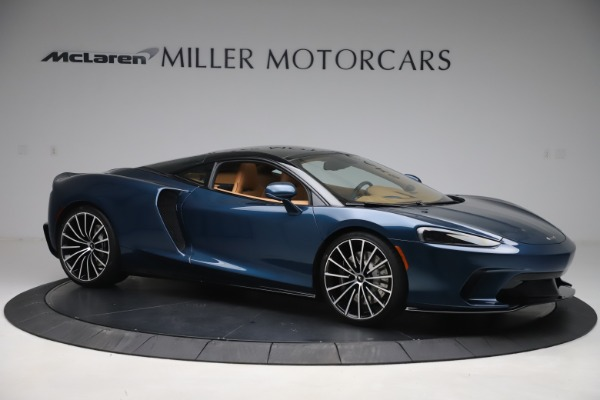 New 2020 McLaren GT Coupe for sale $236,675 at Alfa Romeo of Greenwich in Greenwich CT 06830 10