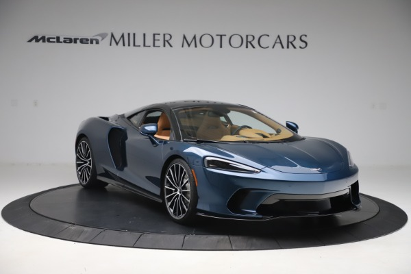 New 2020 McLaren GT Coupe for sale $236,675 at Alfa Romeo of Greenwich in Greenwich CT 06830 11