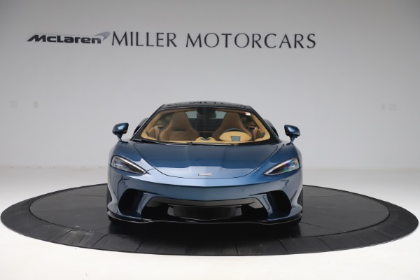 New 2020 McLaren GT Luxe for sale $236,675 at Alfa Romeo of Greenwich in Greenwich CT 06830 12