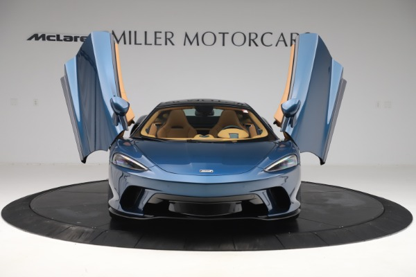 New 2020 McLaren GT Luxe for sale $236,675 at Alfa Romeo of Greenwich in Greenwich CT 06830 13