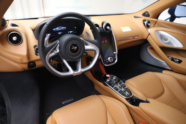 New 2020 McLaren GT Coupe for sale $236,675 at Alfa Romeo of Greenwich in Greenwich CT 06830 14