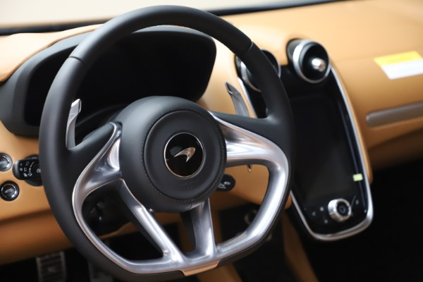 New 2020 McLaren GT Luxe for sale $236,675 at Alfa Romeo of Greenwich in Greenwich CT 06830 17