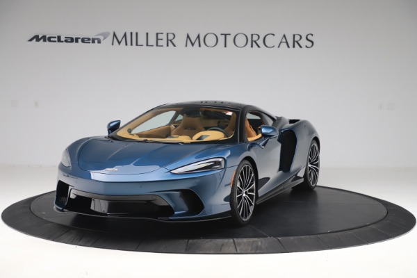 New 2020 McLaren GT Luxe for sale $236,675 at Alfa Romeo of Greenwich in Greenwich CT 06830 2