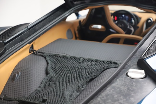 New 2020 McLaren GT Luxe for sale $236,675 at Alfa Romeo of Greenwich in Greenwich CT 06830 24