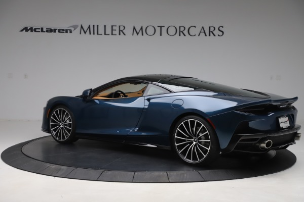 New 2020 McLaren GT Coupe for sale $236,675 at Alfa Romeo of Greenwich in Greenwich CT 06830 4