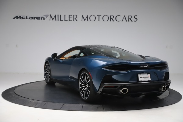 New 2020 McLaren GT Coupe for sale $236,675 at Alfa Romeo of Greenwich in Greenwich CT 06830 5