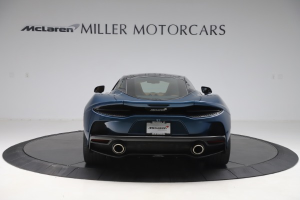 New 2020 McLaren GT Coupe for sale $236,675 at Alfa Romeo of Greenwich in Greenwich CT 06830 6