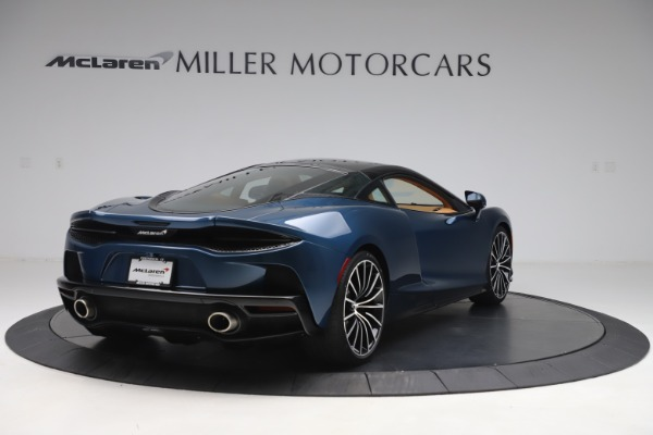 New 2020 McLaren GT Coupe for sale $236,675 at Alfa Romeo of Greenwich in Greenwich CT 06830 7