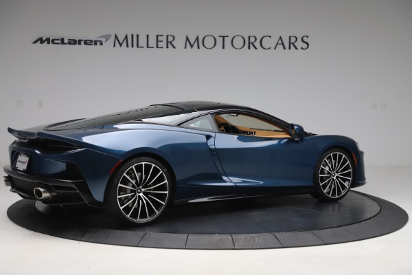 New 2020 McLaren GT Coupe for sale $236,675 at Alfa Romeo of Greenwich in Greenwich CT 06830 8