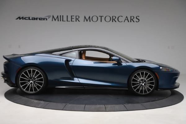 New 2020 McLaren GT Coupe for sale $236,675 at Alfa Romeo of Greenwich in Greenwich CT 06830 9