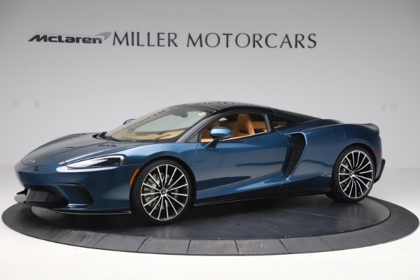 New 2020 McLaren GT Luxe for sale $236,675 at Alfa Romeo of Greenwich in Greenwich CT 06830 1