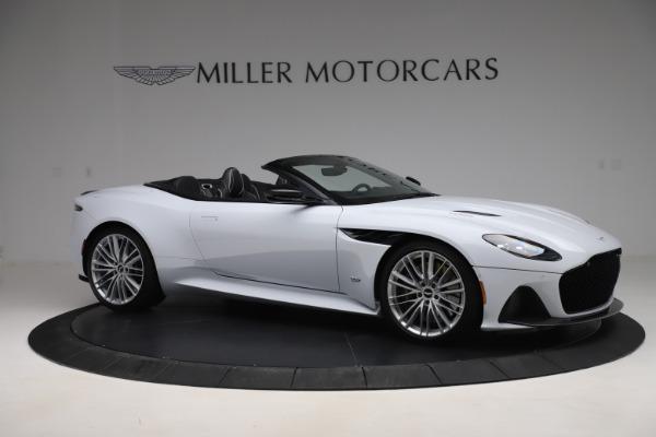 New 2020 Aston Martin DBS Superleggera Volante Convertible for sale $353,931 at Alfa Romeo of Greenwich in Greenwich CT 06830 10