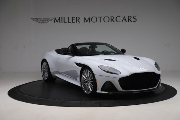 New 2020 Aston Martin DBS Superleggera Volante Convertible for sale $353,931 at Alfa Romeo of Greenwich in Greenwich CT 06830 11