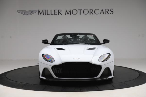 New 2020 Aston Martin DBS Superleggera Volante Convertible for sale $353,931 at Alfa Romeo of Greenwich in Greenwich CT 06830 12
