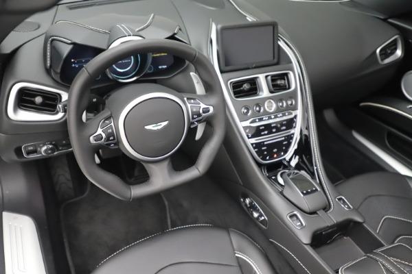 New 2020 Aston Martin DBS Superleggera Volante Convertible for sale $353,931 at Alfa Romeo of Greenwich in Greenwich CT 06830 13