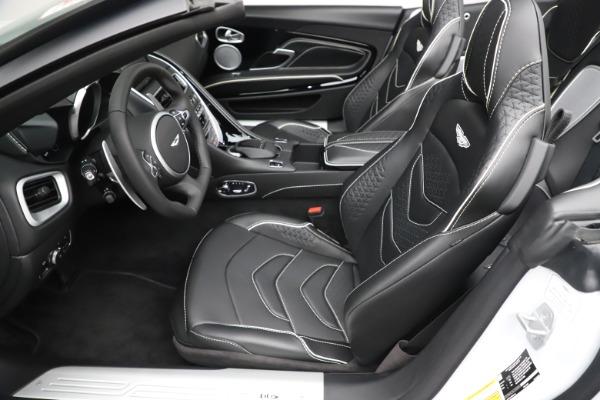 New 2020 Aston Martin DBS Superleggera Volante Convertible for sale $353,931 at Alfa Romeo of Greenwich in Greenwich CT 06830 14