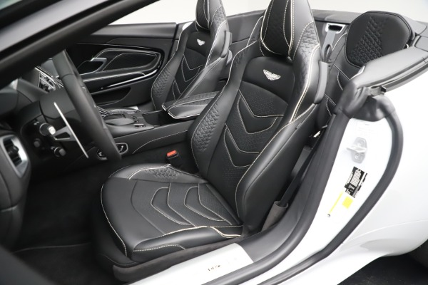 New 2020 Aston Martin DBS Superleggera Volante Convertible for sale $353,931 at Alfa Romeo of Greenwich in Greenwich CT 06830 15