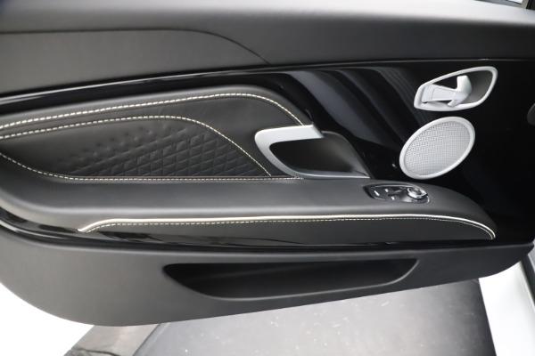 New 2020 Aston Martin DBS Superleggera Volante Convertible for sale $353,931 at Alfa Romeo of Greenwich in Greenwich CT 06830 16