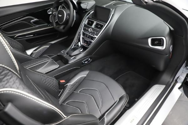 New 2020 Aston Martin DBS Superleggera Volante Convertible for sale $353,931 at Alfa Romeo of Greenwich in Greenwich CT 06830 17