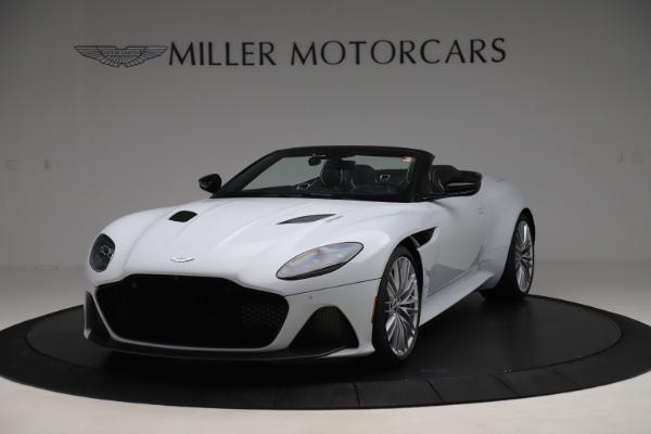 New 2020 Aston Martin DBS Superleggera Volante Convertible for sale $353,931 at Alfa Romeo of Greenwich in Greenwich CT 06830 2