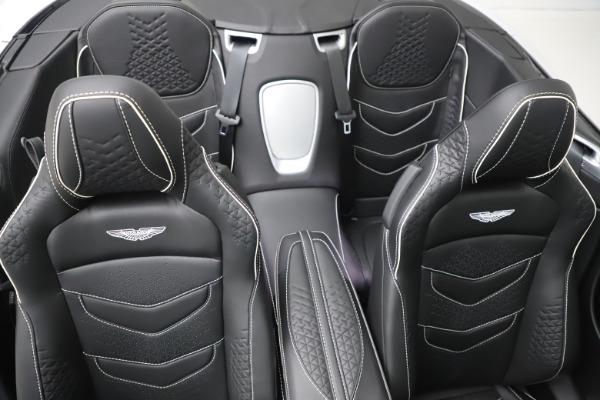 New 2020 Aston Martin DBS Superleggera Volante Convertible for sale $353,931 at Alfa Romeo of Greenwich in Greenwich CT 06830 20