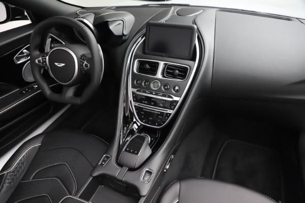 New 2020 Aston Martin DBS Superleggera Volante Convertible for sale $353,931 at Alfa Romeo of Greenwich in Greenwich CT 06830 21