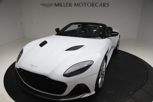 New 2020 Aston Martin DBS Superleggera Volante Convertible for sale $353,931 at Alfa Romeo of Greenwich in Greenwich CT 06830 23