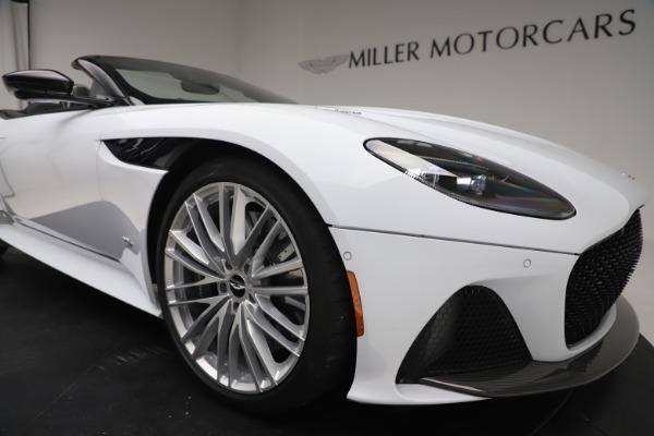 New 2020 Aston Martin DBS Superleggera Volante Convertible for sale $353,931 at Alfa Romeo of Greenwich in Greenwich CT 06830 24
