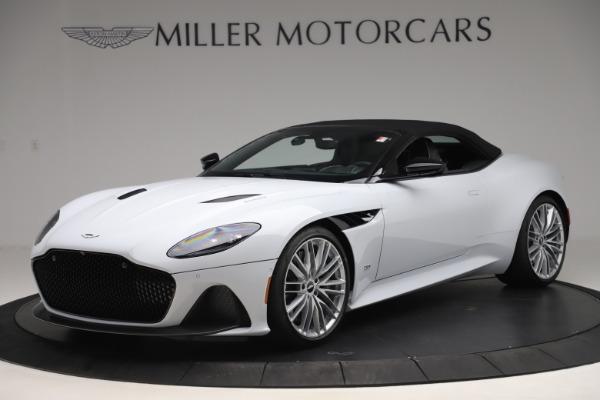 New 2020 Aston Martin DBS Superleggera Volante Convertible for sale $353,931 at Alfa Romeo of Greenwich in Greenwich CT 06830 25