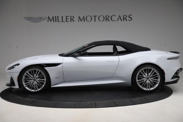 New 2020 Aston Martin DBS Superleggera Volante Convertible for sale $353,931 at Alfa Romeo of Greenwich in Greenwich CT 06830 26