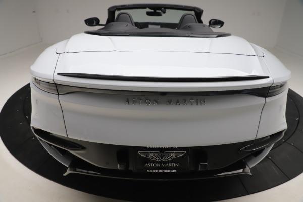 New 2020 Aston Martin DBS Superleggera Volante Convertible for sale $353,931 at Alfa Romeo of Greenwich in Greenwich CT 06830 28