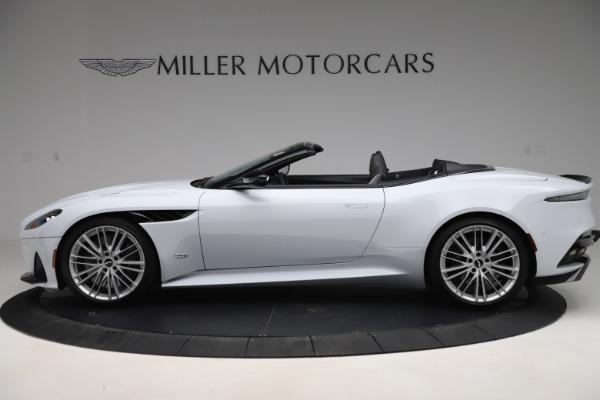 New 2020 Aston Martin DBS Superleggera Volante Convertible for sale $353,931 at Alfa Romeo of Greenwich in Greenwich CT 06830 3