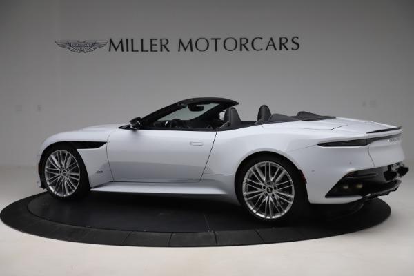 New 2020 Aston Martin DBS Superleggera Volante Convertible for sale $353,931 at Alfa Romeo of Greenwich in Greenwich CT 06830 4