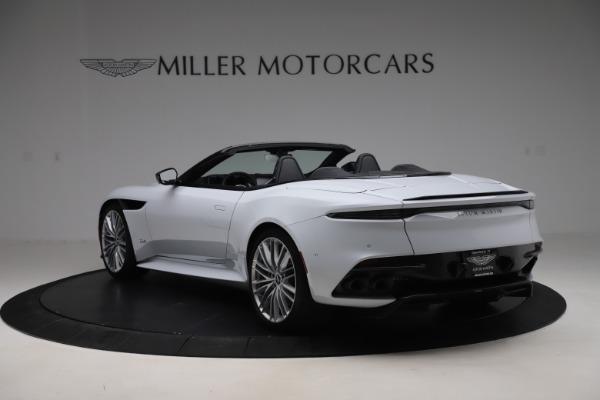 New 2020 Aston Martin DBS Superleggera Volante Convertible for sale $353,931 at Alfa Romeo of Greenwich in Greenwich CT 06830 5