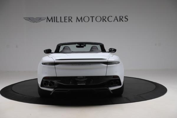 New 2020 Aston Martin DBS Superleggera Volante Convertible for sale $353,931 at Alfa Romeo of Greenwich in Greenwich CT 06830 6