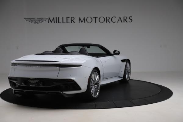 New 2020 Aston Martin DBS Superleggera Volante Convertible for sale $353,931 at Alfa Romeo of Greenwich in Greenwich CT 06830 7