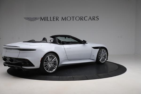 New 2020 Aston Martin DBS Superleggera Volante Convertible for sale $353,931 at Alfa Romeo of Greenwich in Greenwich CT 06830 8