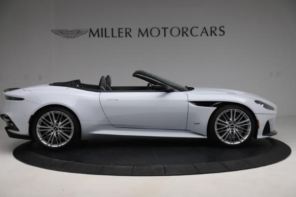 New 2020 Aston Martin DBS Superleggera Volante Convertible for sale $353,931 at Alfa Romeo of Greenwich in Greenwich CT 06830 9