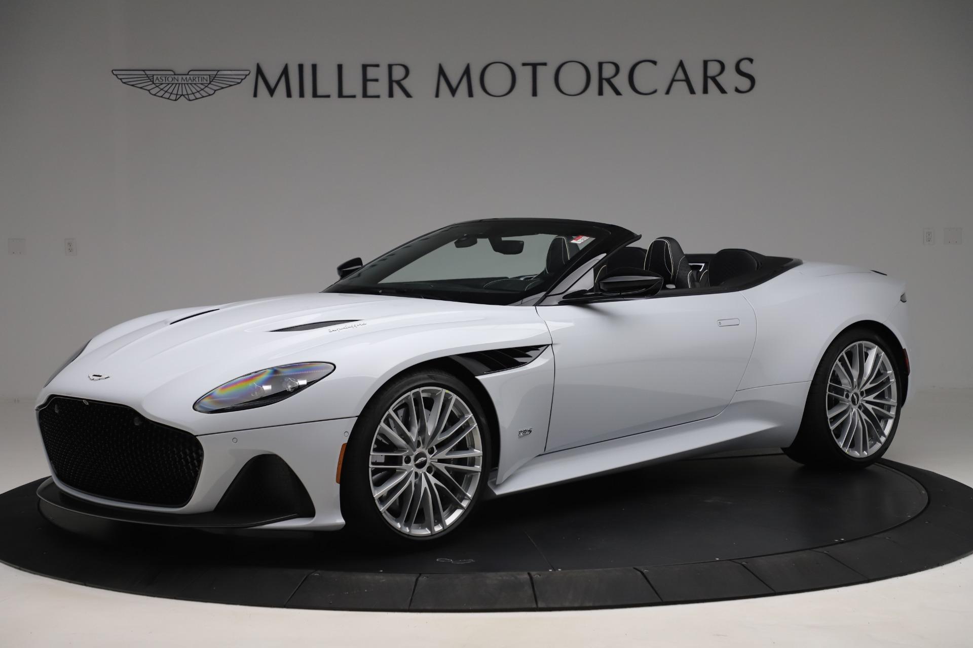 New 2020 Aston Martin DBS Superleggera Volante Convertible for sale $353,931 at Alfa Romeo of Greenwich in Greenwich CT 06830 1